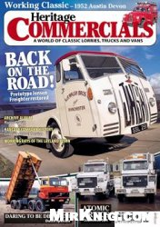 Журнал Heritage Commercials №5 2014