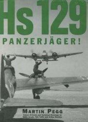 Книга Hs 129 Panzerjager!