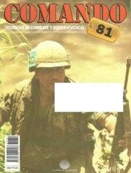 Журнал Comando. Tecnicas de combate y supervivencia 81