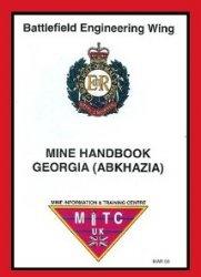 Книга Mine Handbook. Georgia (Abkhazia)