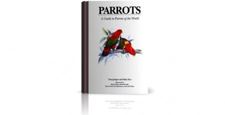 Книга Великолепный англоязычный #справочник Parrots: A Guide to #Parrots of the World будет полезен не только профессиональным орнито