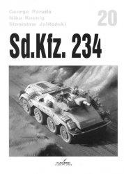 Книга Kagero Photosniper 020 sdkfz 234 Puma