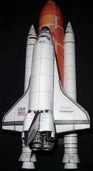 Журнал AXM PSSM - космический челнок Columbia