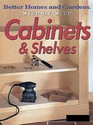 Журнал Step-by-Step Cabinets & Shelves (new edition)