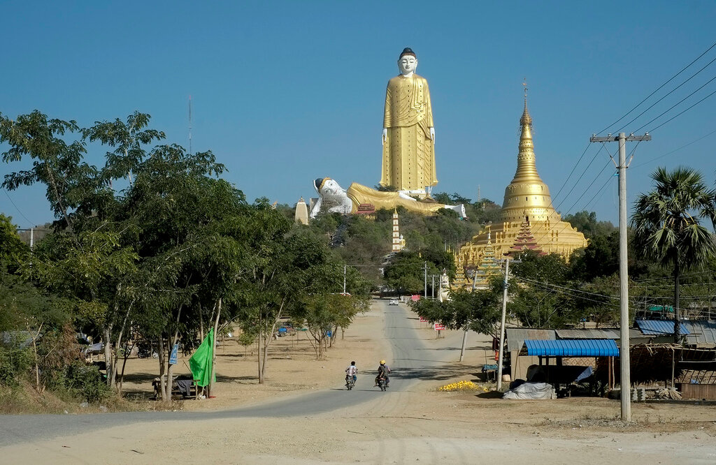 Моньва, Бодхи Tataung