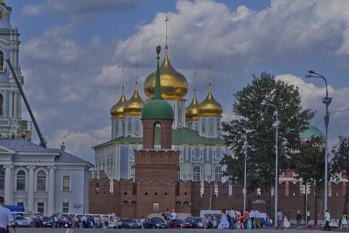 Башня Одоевских ворот