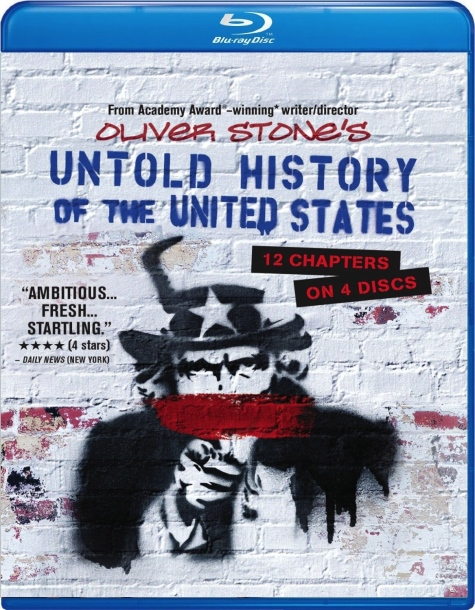 �������������� ������� ��� / The Untold History of the United States (2014) HDTVRip 720p