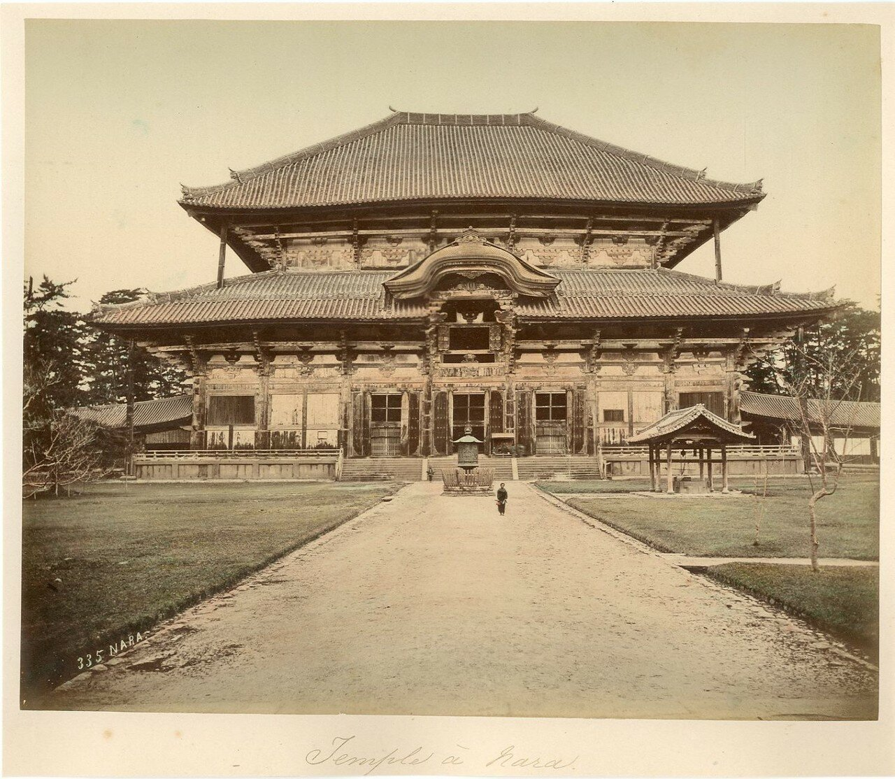 Нара. Храм