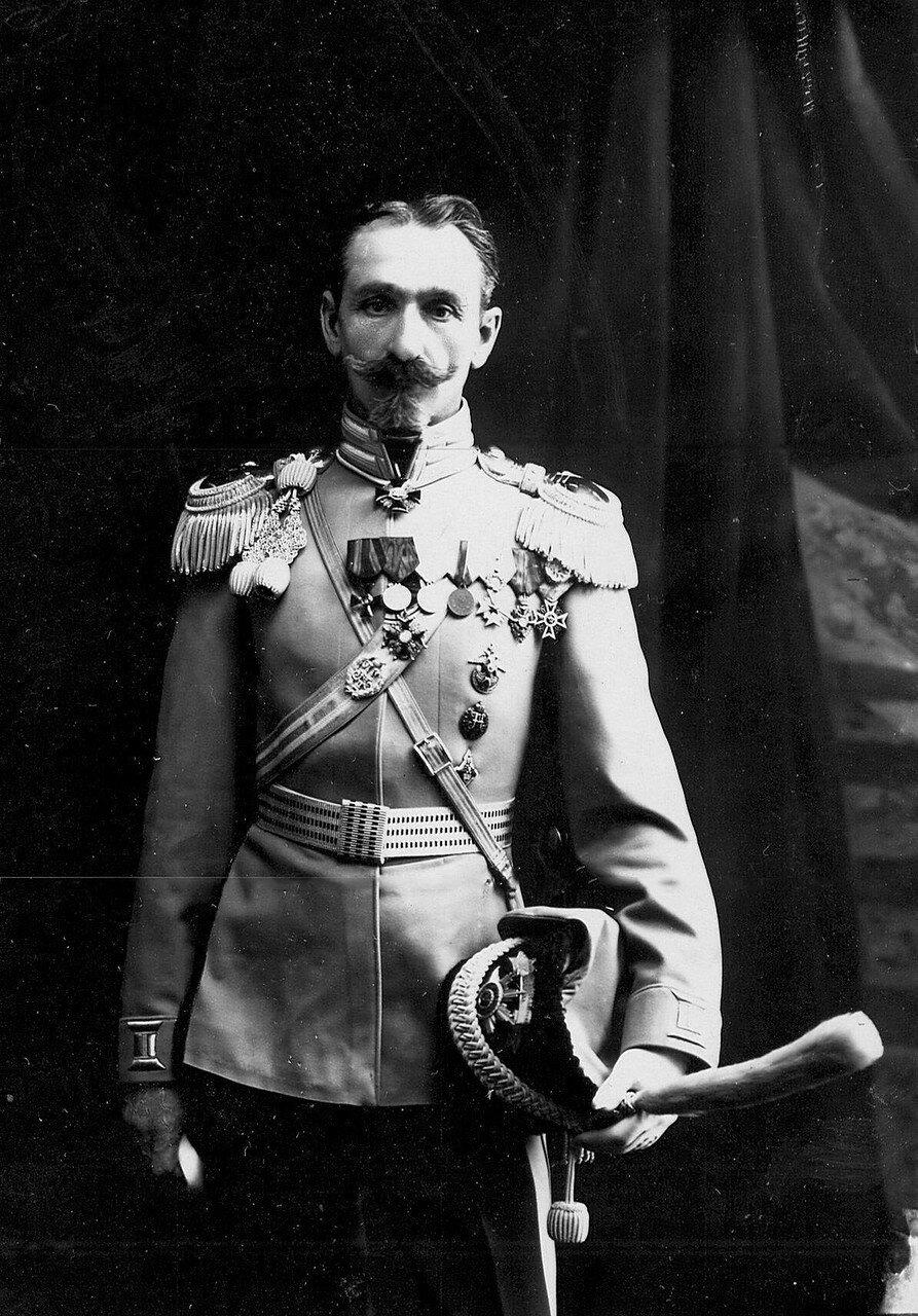 04. Полковник в полной парадной форме. 1910-1914