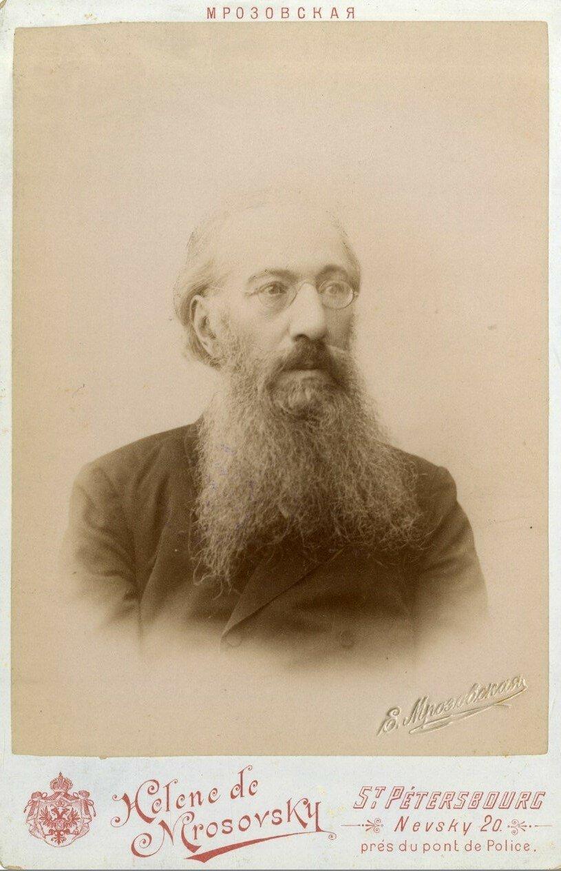 Владимир Иванович Ламанский (26 июня [8 июля] 1833, Санкт-Петербург — 19 ноября [2 декабря] 1914, Петроград) — русский дворянин, историк, славист