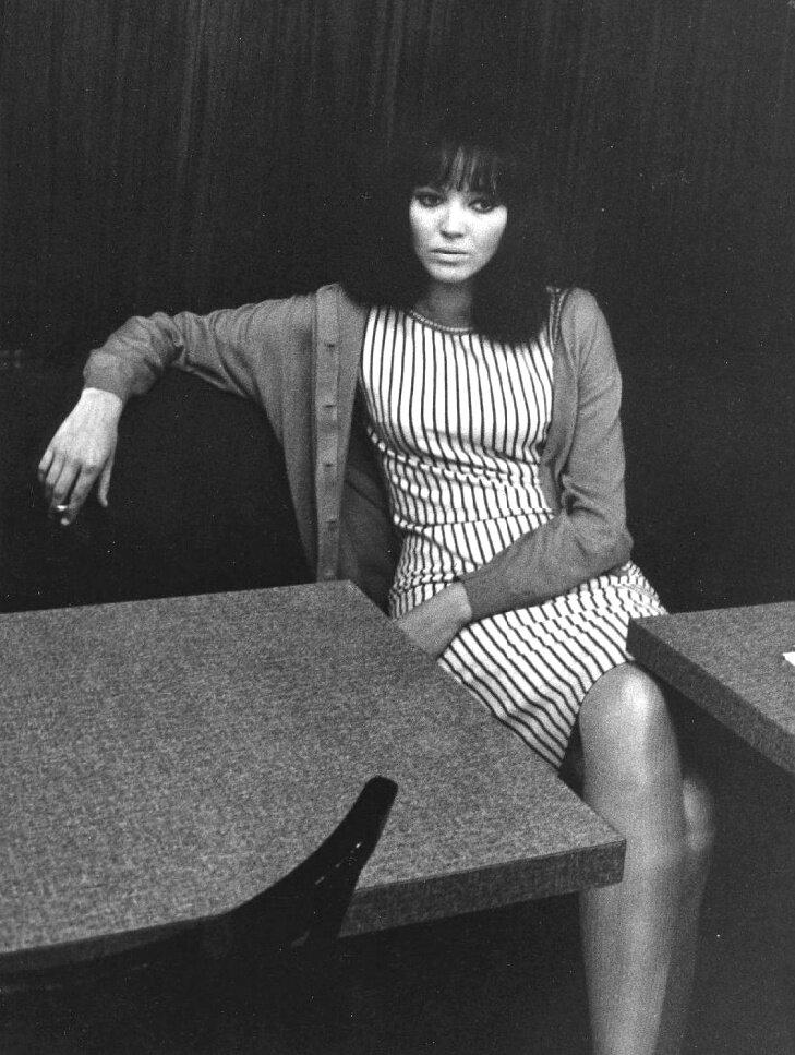 1960-е. Анна Карина