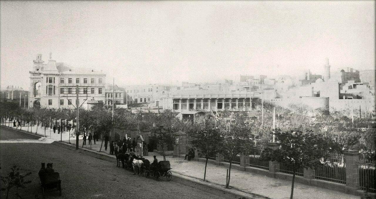 Николаевская ул. Начало 1900-х