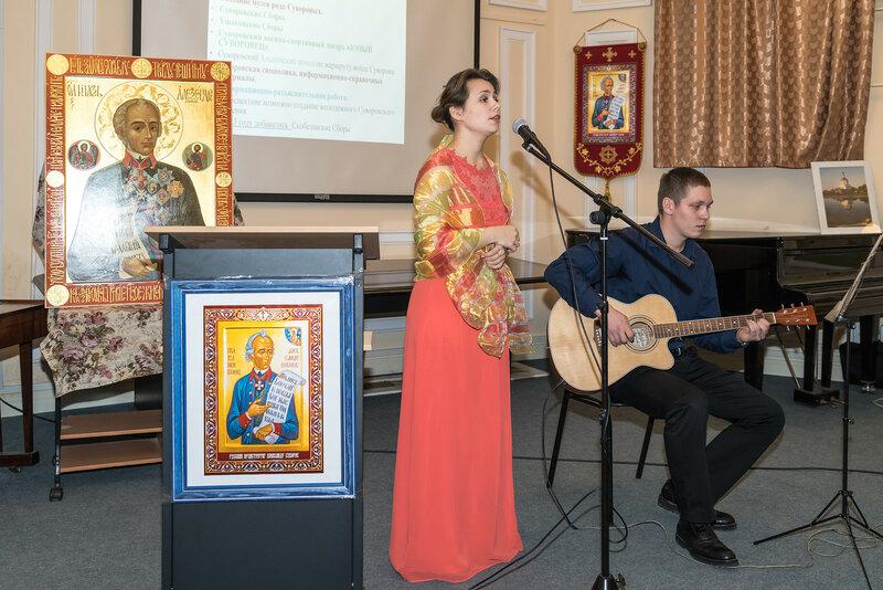 Исполнители Юлия Осауленко и Илья Кулдыкин