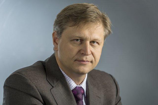 Генеральный директор ОАО «ЕвроСибЭнерго» Вячеслав Соломин
