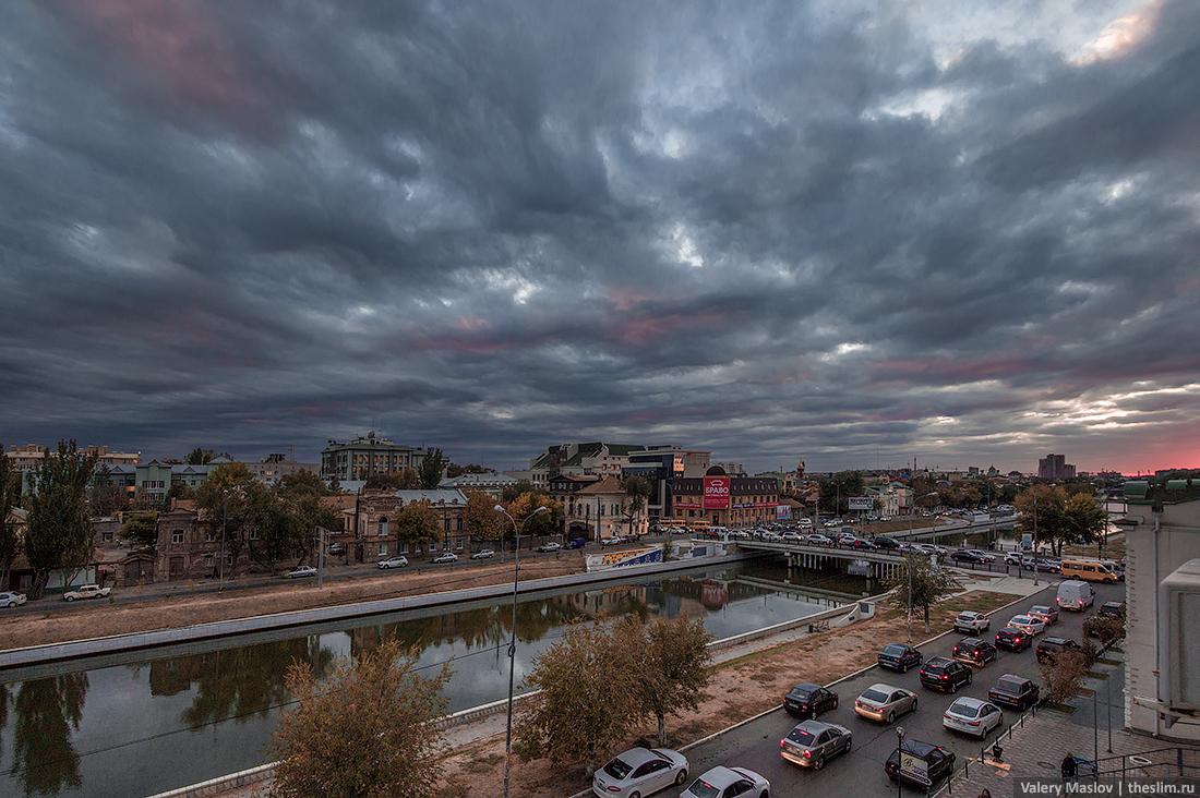 Набережная 1 Мая (Варвациевский канал)