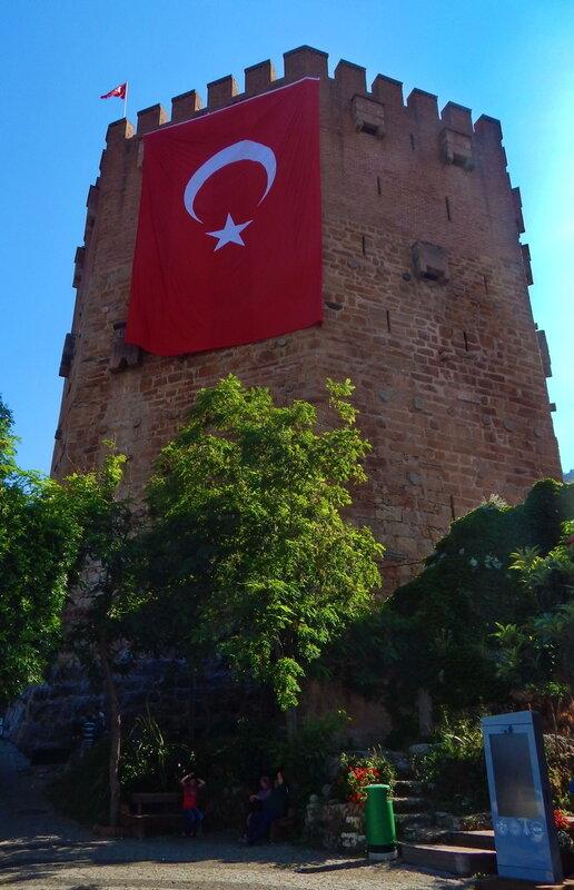 Красная Башня - Кызыл Куле