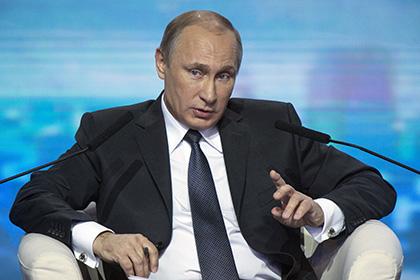 Путин раскритиковал отечественные сериалы