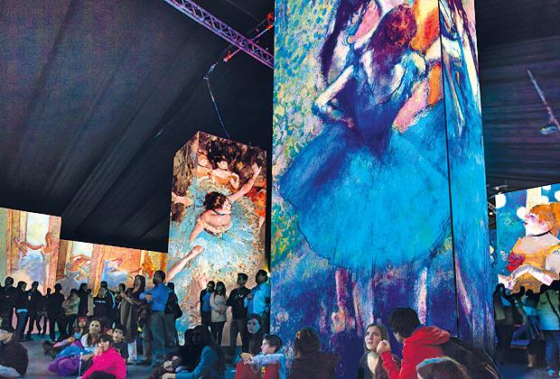 В Петербурге оживут полотна французских импрессионистов