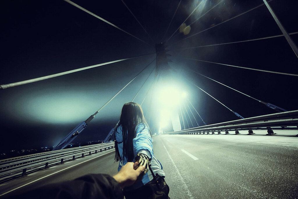 Follow Me Кировский мост