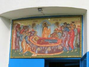 Церковь во имя Успения Божией Матери в Коростыни
