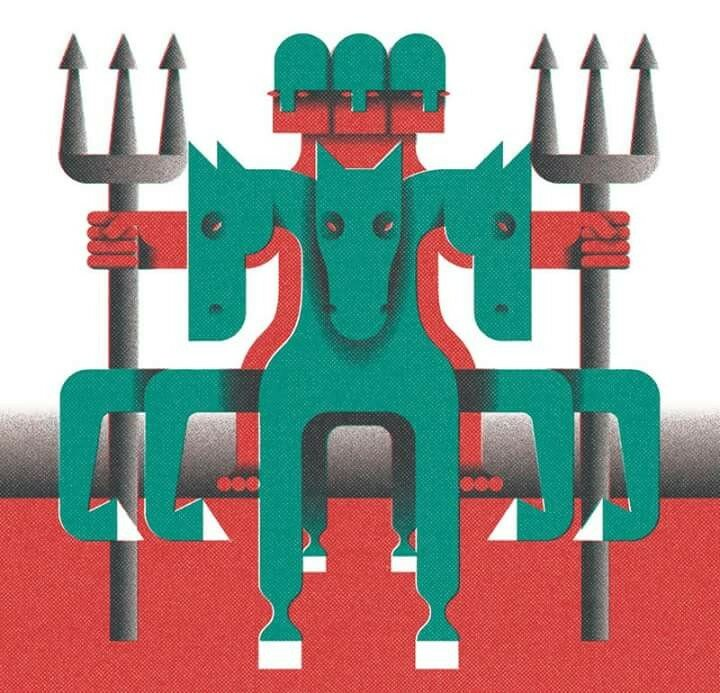 Will Haywood: современная графика и иллюстрации