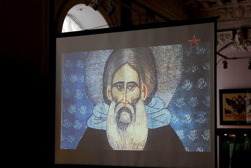Презентация фильма В.Шуванникова Обитель Сергия