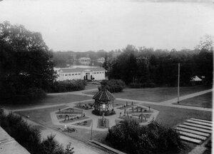 Парковый павильон (павильон Псковского губернского земства).
