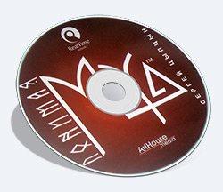 """Книга CD - диск к книге """"Понимая Maya"""""""