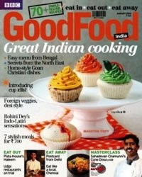Журнал BBC Good Food India №8 2013