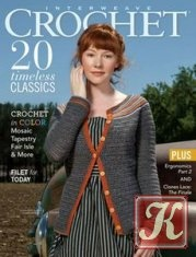 Книга Interweave Crochet Fall 2012