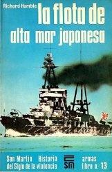 Книга La flota de alta mar japonesa