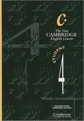 Аудиокнига New Cambridge English Course Level 4 (student's book, audio)