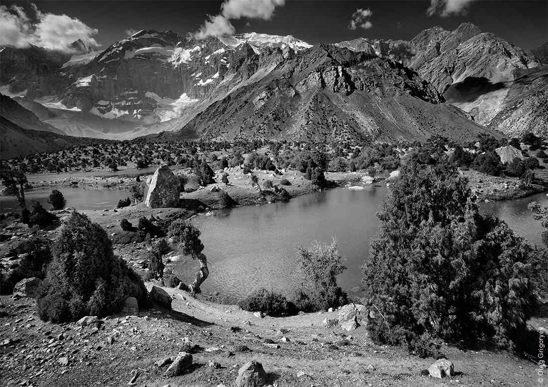 фотографии Фаны горы