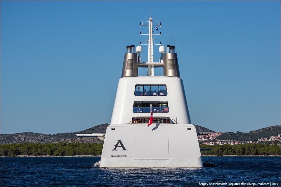 Яхта A Мельниченко