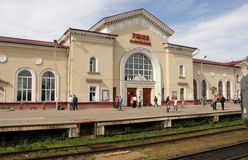 Станция Ржев-2-Балтийский