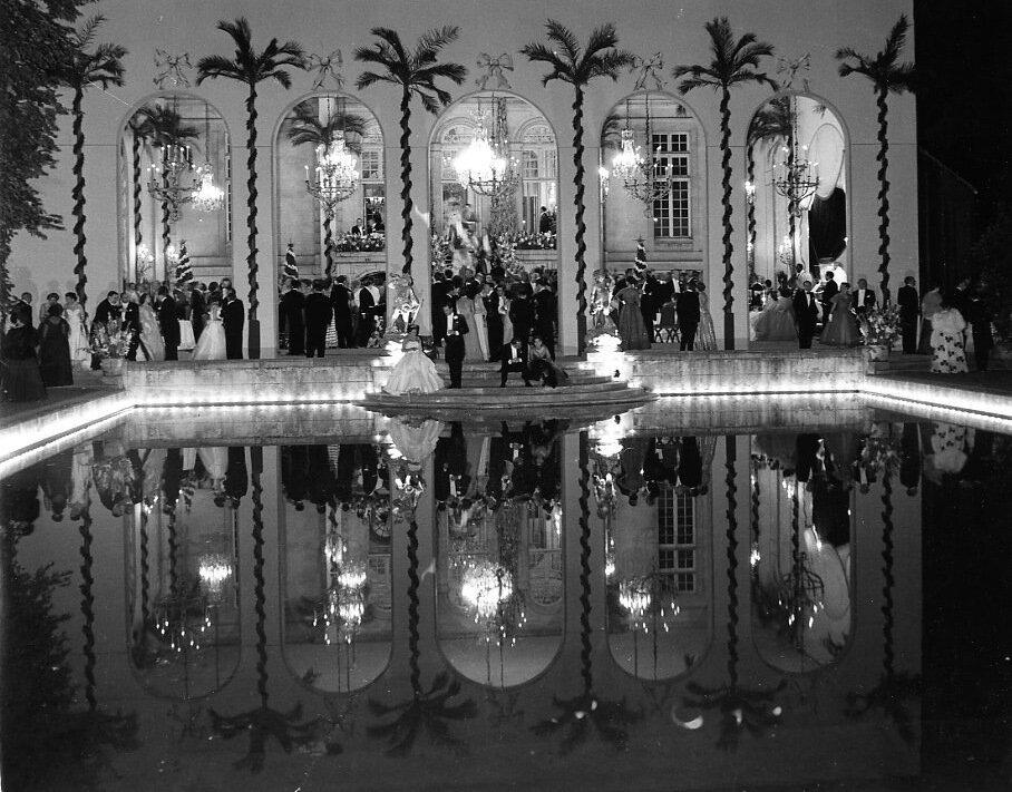 1952. Бал Артуро Лопеса в Нейи