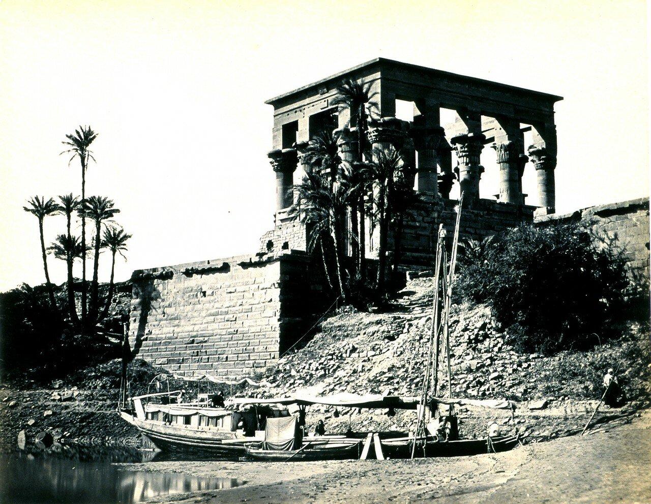 Филе. 1858