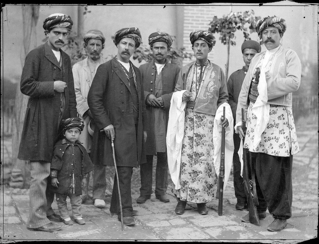Курдские шейхи