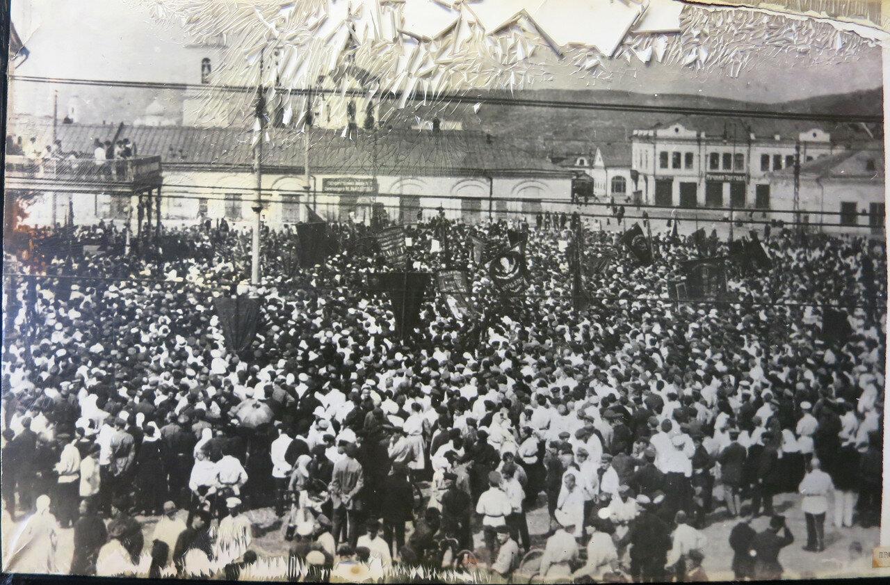 1 мая 1919. Саратов