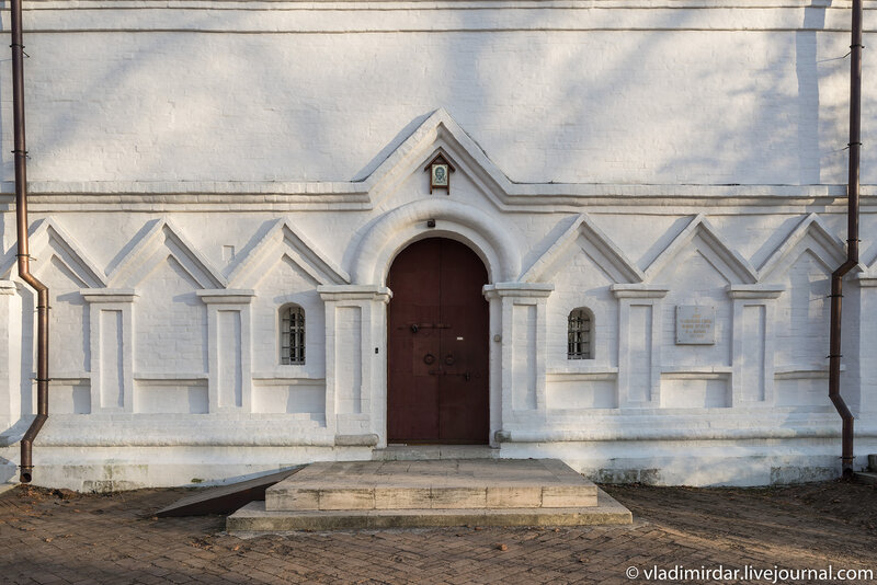 Храм Усекновения главы Иоанна Предтечи в селе Дьяково
