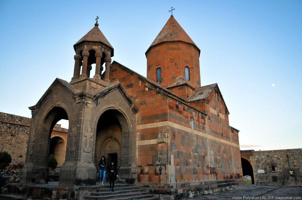 Армения. Хор Вирап