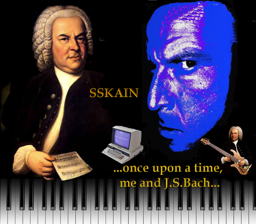 SSKAIN - ...once upon a time, me and J.S. Bach... (2011) FLAC