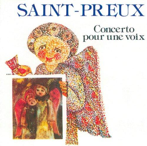 Saint-Preux - Concerto pour une voix (1971) FLAC