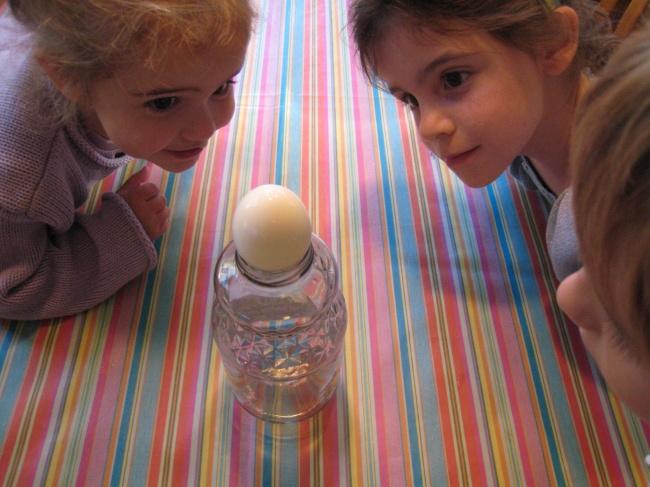 Топ 6 простых научных опытов для детской вечеринки