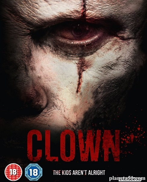 Клоун / Clown (2014/WEB-DLRip)