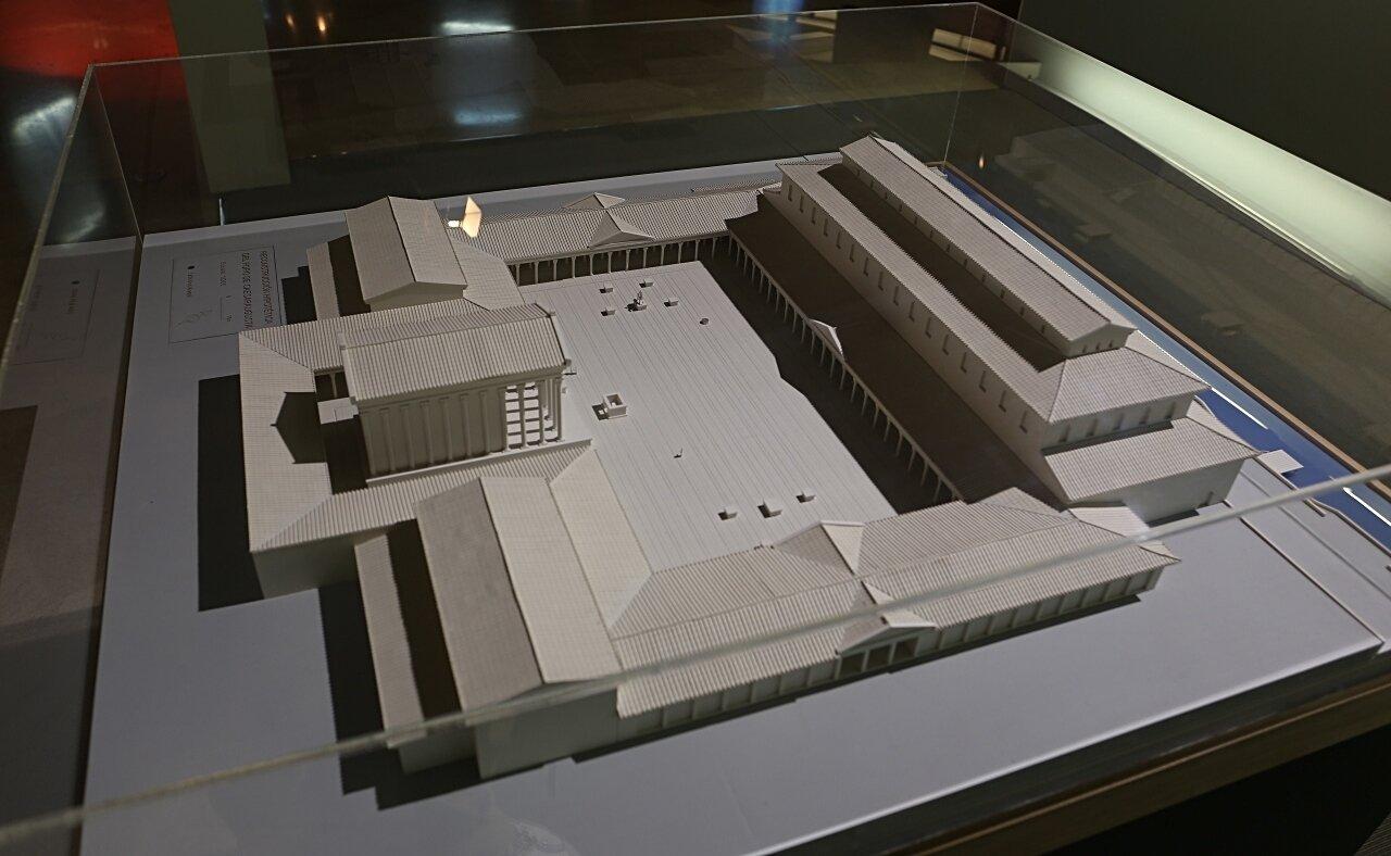 Caesaraugusta Forum Museum, Zaragoza