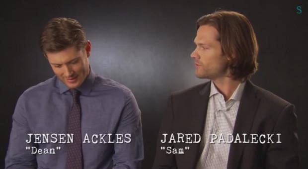 Видео: Дженсен и Джаред дали смешные ответы на вопросы фанатов