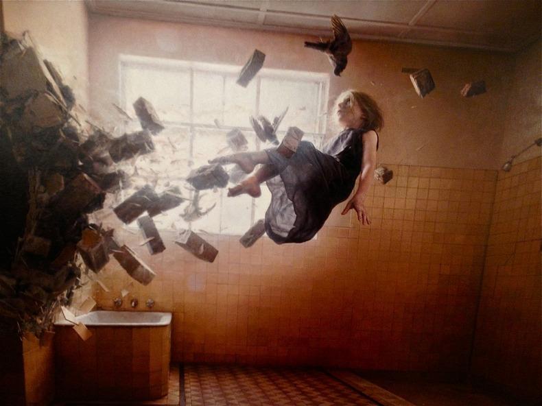 Гиперреалистичный сюрреализм Джереми Геддес