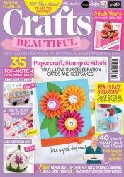 Журнал Crafts beautiful - March 2015