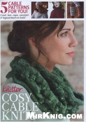 Cosy Cable Knits 2013